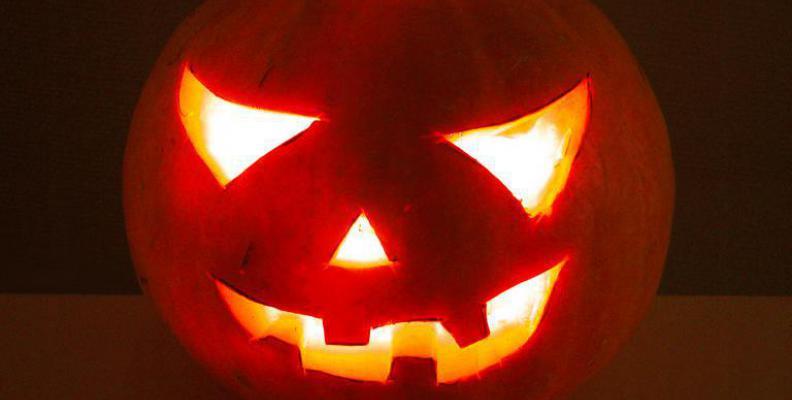 Halloweenfest im Botanischen Garten Dahlem