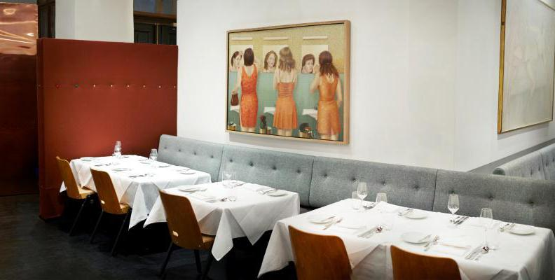 Restaurant Richard | Foto: Tim Fulda