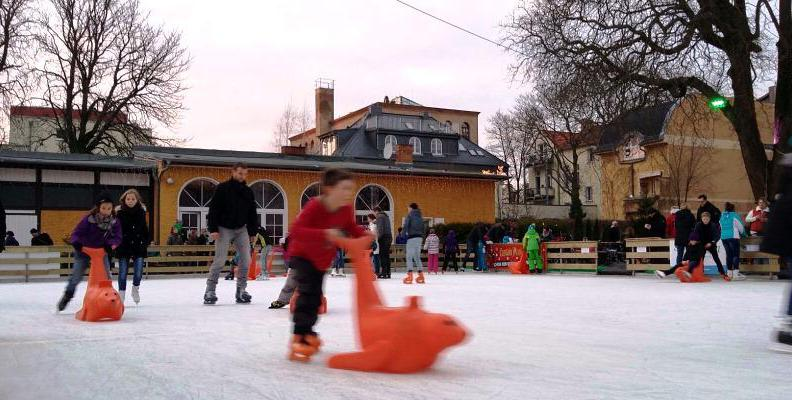 Eisbahn | Foto: Seebad Friedrichshagen