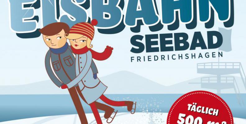 Grafik: Seebad Friedrichshagen