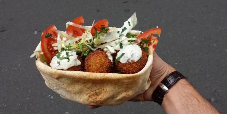 Foto: Falafel Salam
