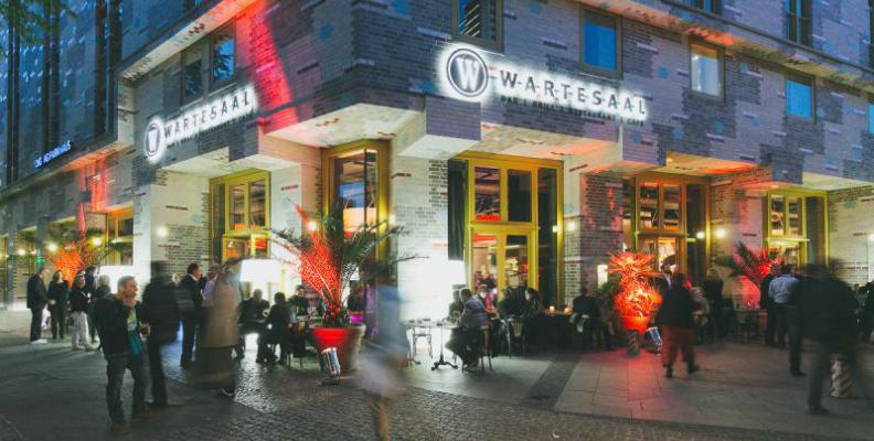 Wartesaal - Restaurants für Business Lunch und ...