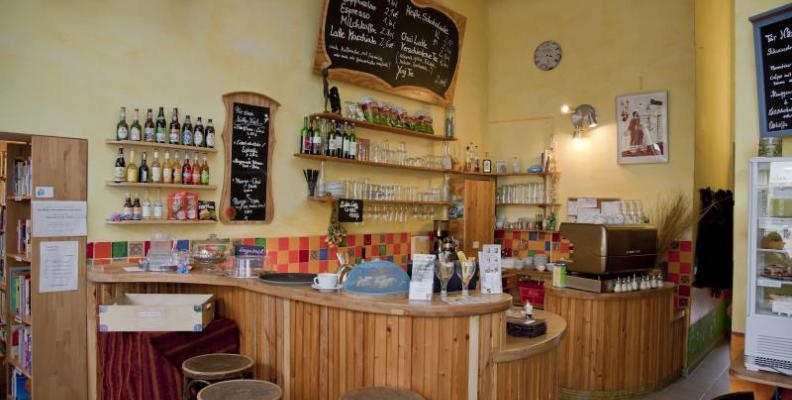 Foto: Café Tasso - Das andere Antiquariat