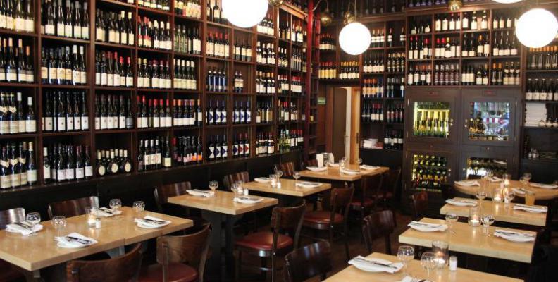 Luther und Wegner im Weinhaus Huth | Foto: Laggner Gruppe