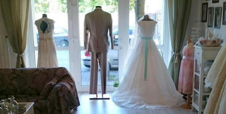 Brautkleid reinigen tirol