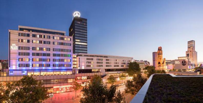 Foto: Hotel Palace Berlin | Franz Brück