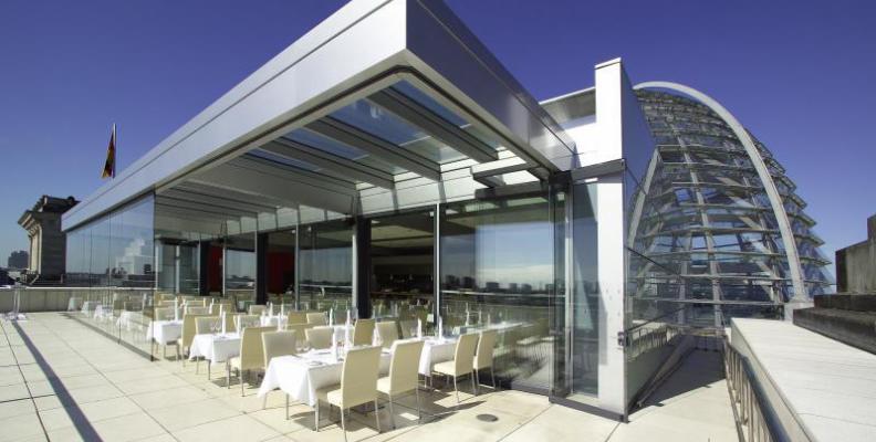 Foto: Käfer Dachgarten-Restaurant