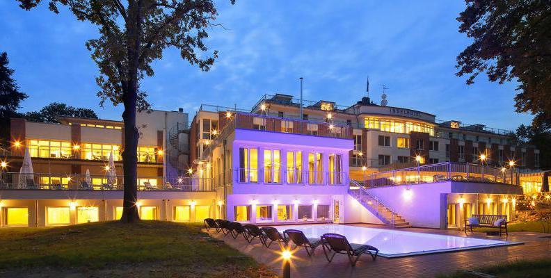 Inselhotel potsdam hermannswerder hotels am wasser in for Trendige hotels berlin