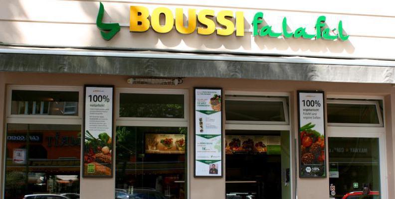 Foto: Boussi Falafel