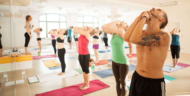 Foto: Berlin Hot Yoga