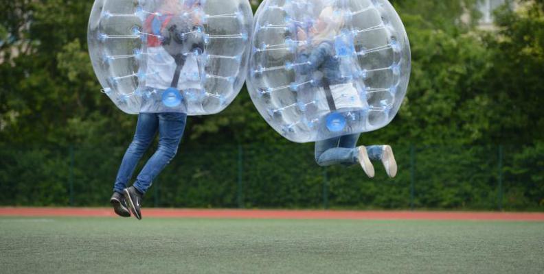 Foto: Bubble Football Germany