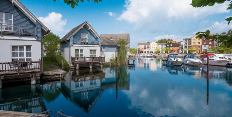 Marina wolfsbruch hotels am wasser top10berlin for Trendige hotels berlin