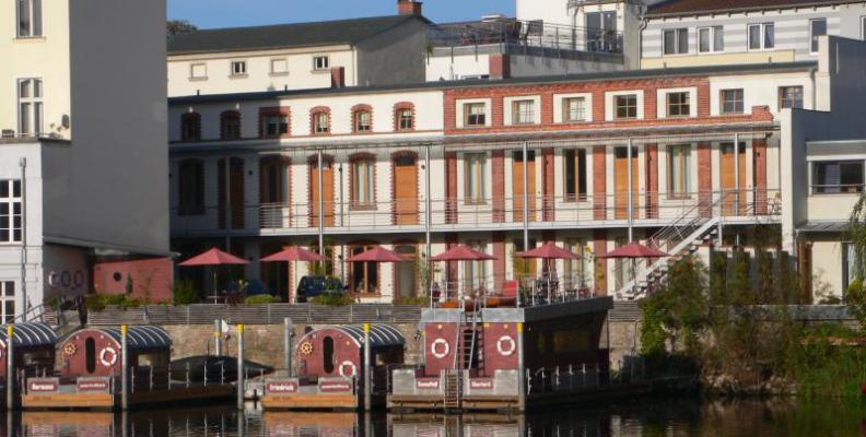 Pension havelflo hotels am wasser in brandenburg for Design hotel brandenburg