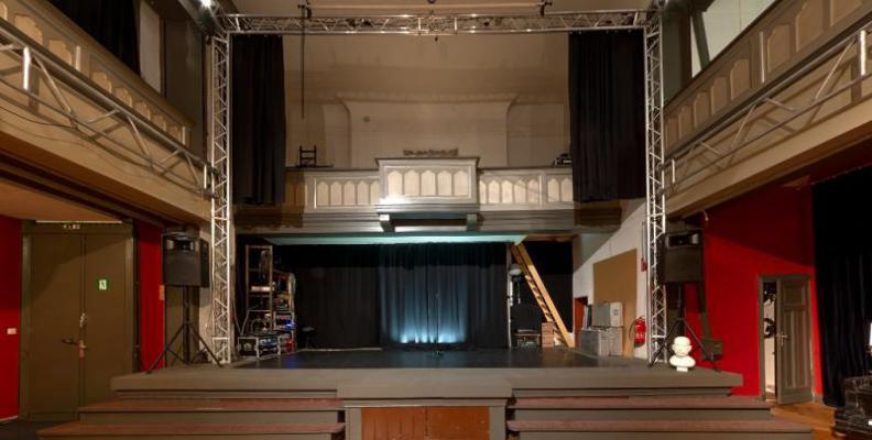 Historischer Gemeindesaal Moabit | Foto: Mike Weidner, Zittau