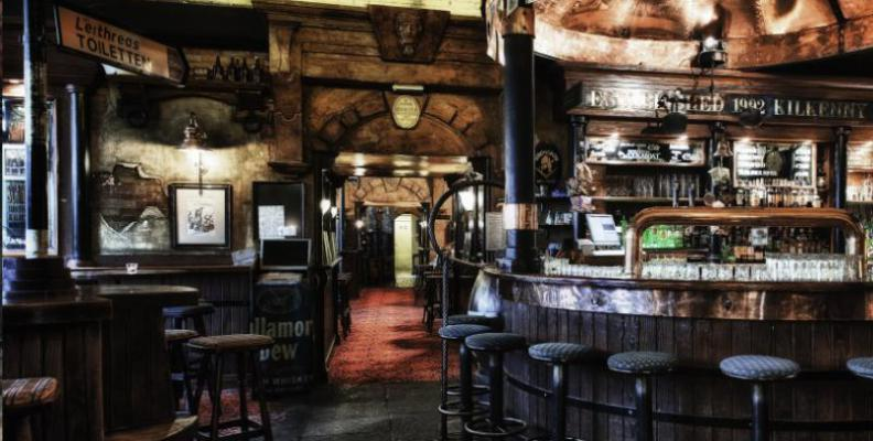 Millers Bar And Restaurant