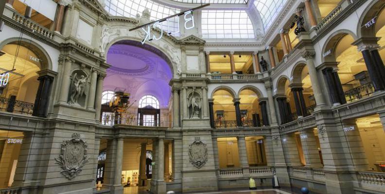 Museum für Kommunikation | Foto: Michael Ehrhart