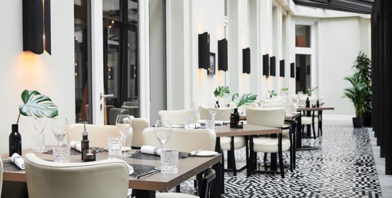 Foto: Hotel am Steinplatz | se7entyn9ne GbR