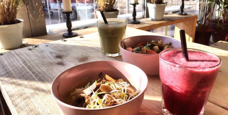wilde küche - vegane und vegetarische imbisse | top10berlin
