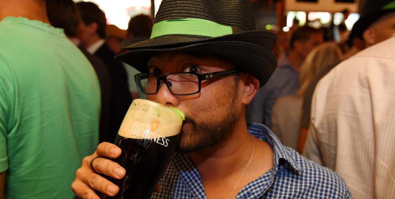 Irish Pub Symbolbild