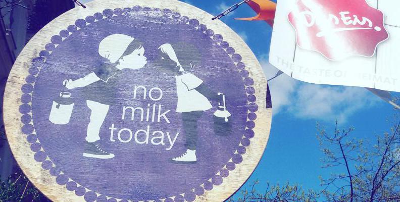 Foto: No Milk Today