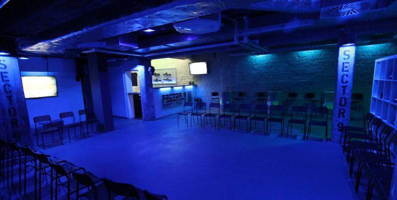 Foto: Underground Lasergame Berlin
