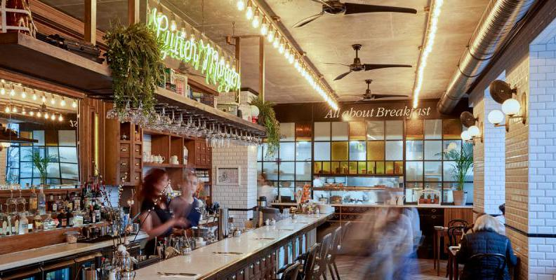 Benedict Breakfast 24 Stunden Läden Bars Und Restaurants