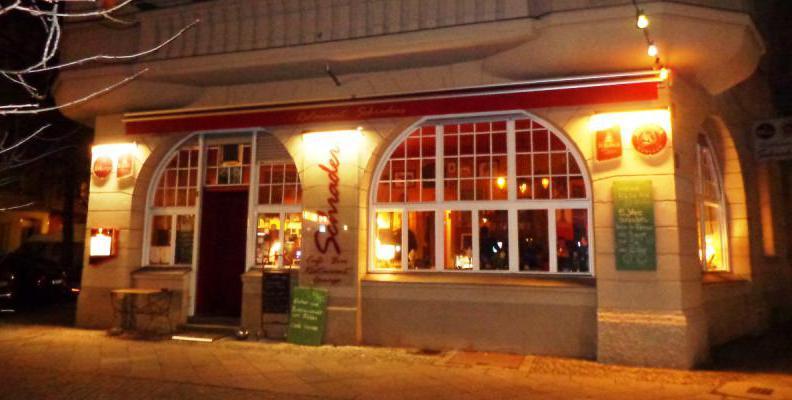 Schraders Berlin Home Berlin, Germany Menu, Prices