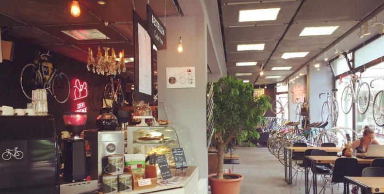 Foto: Steel Vintage Bikes Café