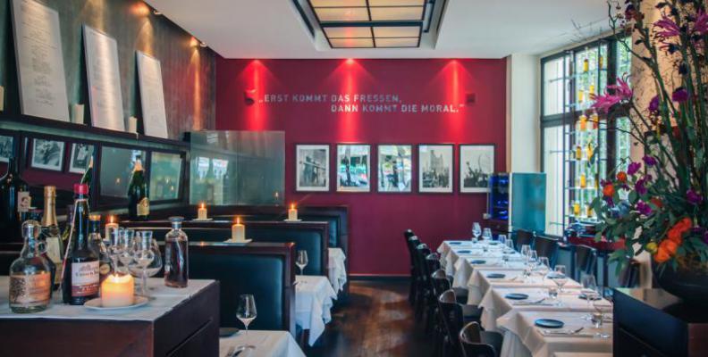 Brechts Steakhaus | Foto: Ganymed