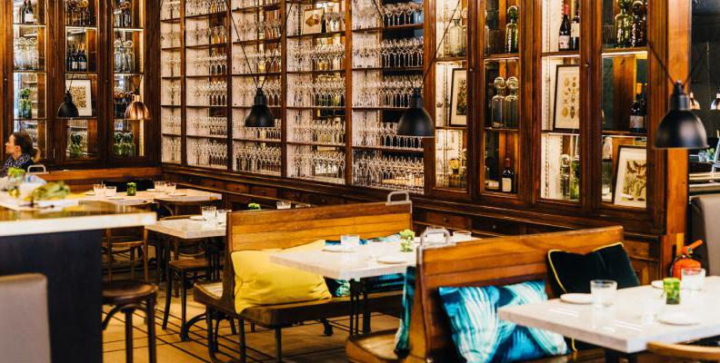 brasserie colette tim raue berlin restaurants f r. Black Bedroom Furniture Sets. Home Design Ideas