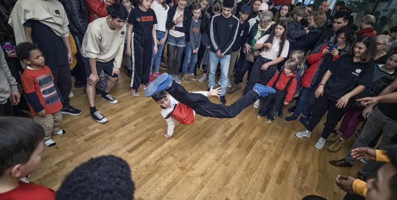 Foto: Flying Steps Academy Berlin | Nika Kramer