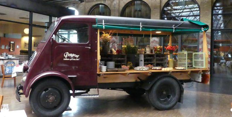 Foto: Classic Driver Food Concept