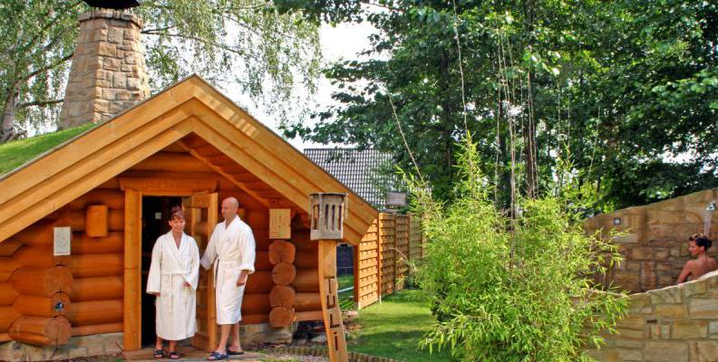 Foto: SATAMA Sauna Resort & Spa
