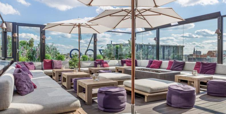 hotel zoo berlin bars mit panoramablick und dachterrasse top10berlin. Black Bedroom Furniture Sets. Home Design Ideas