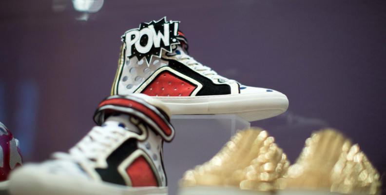 Downstairs Sneaker Shops   top10berlin