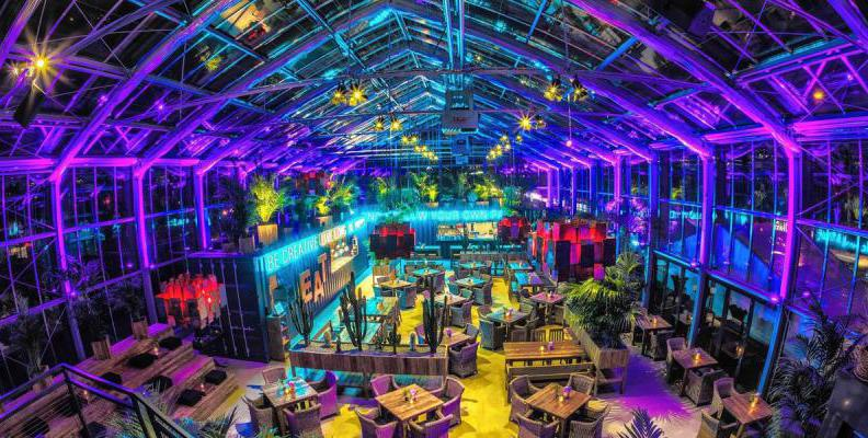 Foto: Greenhouse California Grill & Bar
