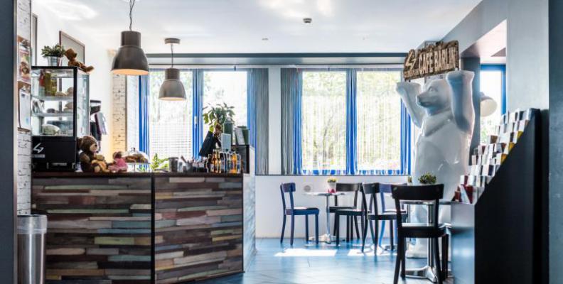 Generator hostel berlin hostels und jugend hotels for Trendige hotels berlin