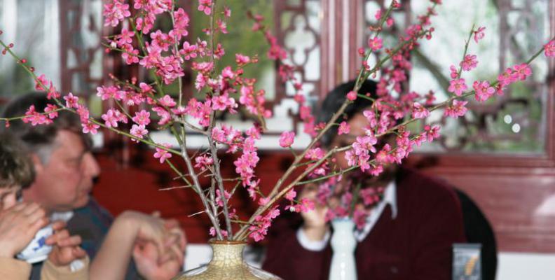 Foto: Chinesisches Teehaus