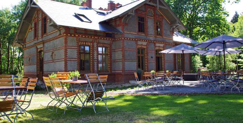 Foto: Forsthaus am Schloss Sommerswalde