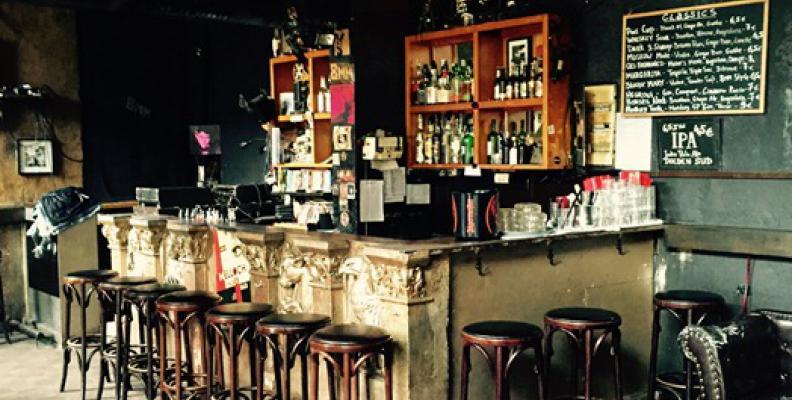 Bebel Bar and Lounge