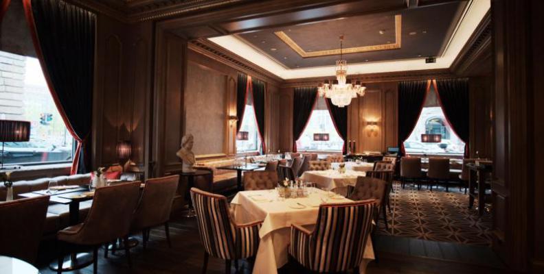 charlotte fritz gourmet restaurants top10berlin. Black Bedroom Furniture Sets. Home Design Ideas