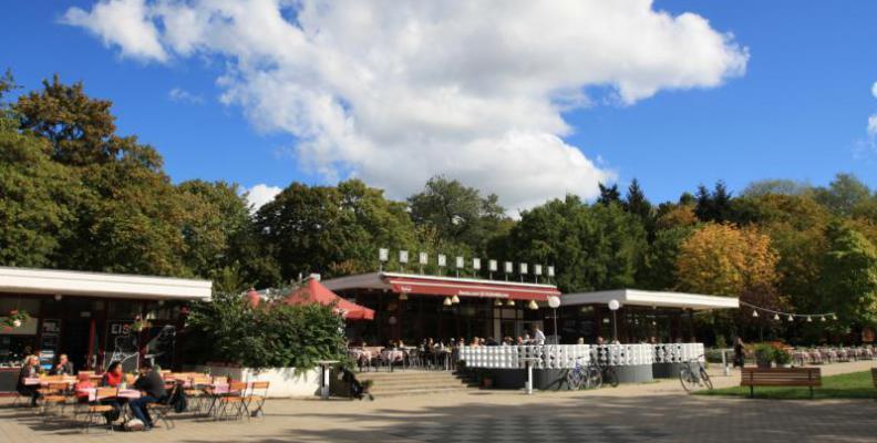 Restaurant and Garden Schoenbrunn