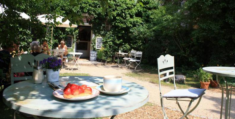 Foto: Gartenhaus Café