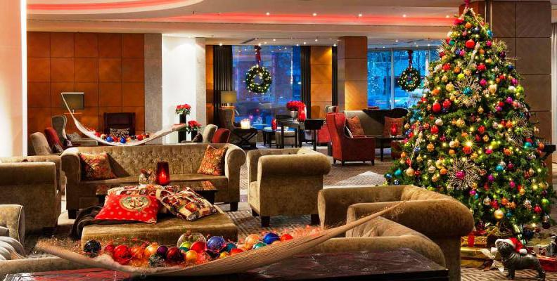 Christmas at the Hotel Palace Berlin