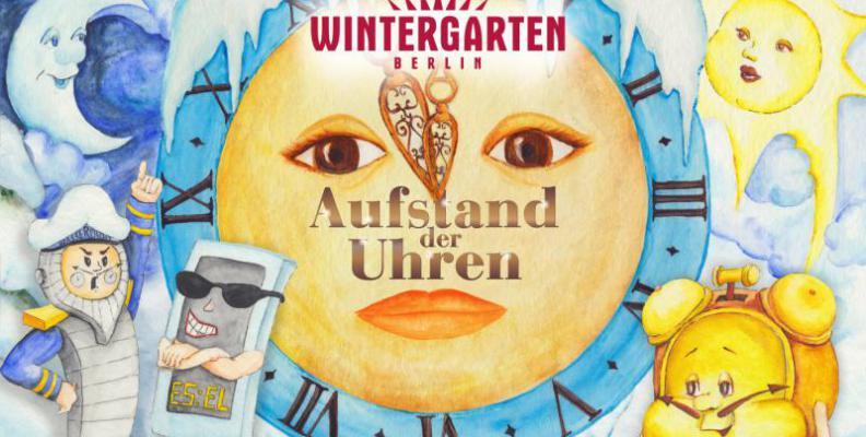 Plakat: Wintergarten Varieté