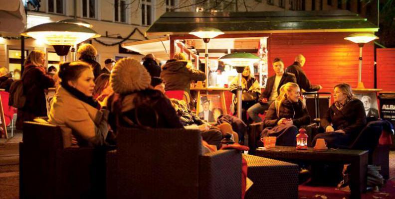 Foto: Winter-Film-Fest Feuerzangenbowle | Valentin Paster