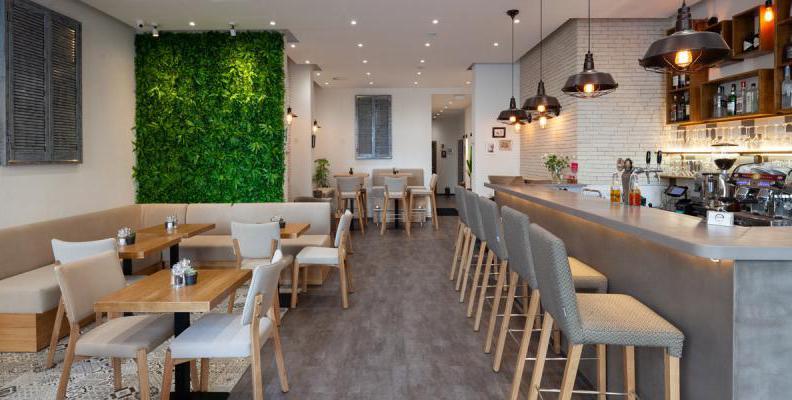 Hinterhof Greek Restaurants Top10berlin