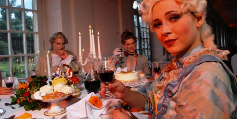 Foto: Dinner-Concerts in the Charlottenburg Palace