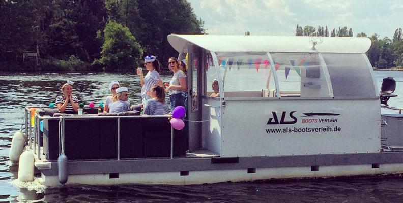 Foto: ALS Bootsverleih