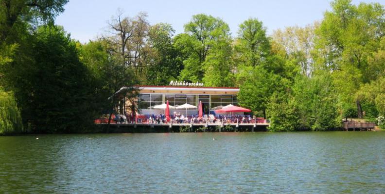 Foto: Café und Restaurant Milchhäuschen